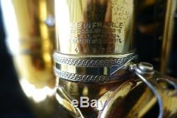 Selmer Super Balanced Action Alto Sax 1951 #48259