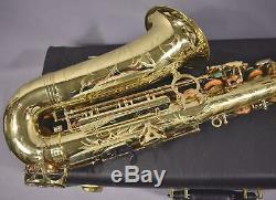 Selmer USA Professional Alto Saxophone