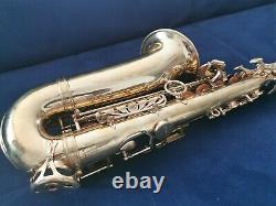 Selmer mark VI, MKVI alto saxophone 1969. Overhauled