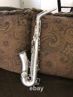 Supertone band Master Elkhart-ind alto saxophone