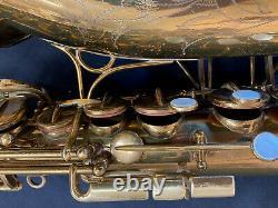The Martin III Alto Saxophone #190325 1954