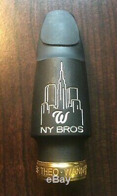 Theo Wanne NY Meyer Bros 6 Alto Saxophone Mouthpiece