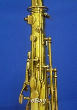 USED Alto Saxophone Adolphe 1877 Free shipping