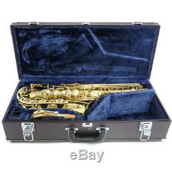 USED Free shipping YAMAHA Alto Saxophone YAS-62