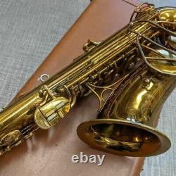 Vintage 1956 The Martin Committee Alto Saxophone Original Lacquer, Case & Neck