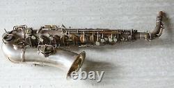 Vintage Brass Conn transitional alto saxophone SN 242XXX