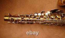 Vintage Holton Model 204 Eb Alto Saxophone Overhauled