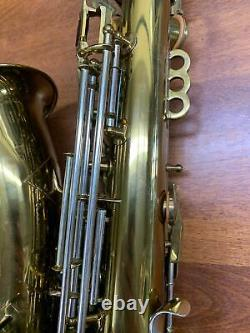 Vintage King Zephyr Alto Saxophone