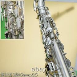 Vintage King Zephyr Eb Alto Saxophone Closet Horn