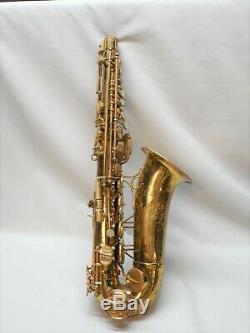Vintage Martin Committee III Alto Saxophone The Martin Alto 1674XX Yamaha MP