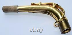 Vintage Selmer Mark VI Alto Sax Neck-Gold Plated