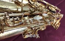 Vintage Yamaha YAS-61 Professional Alto Saxophone with New Case! Nice