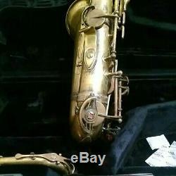 YAMAHA YAS-61 009604 Alto Saxophone