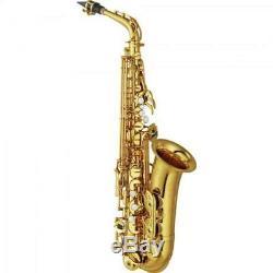 YAMAHA YAS-62 Alto Saxophone Professional