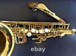 YANAGISAWA A-4 Alto Saxophone Stencil Severin