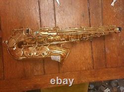 YANAGISAWA A-992 Used Alto Saxophone