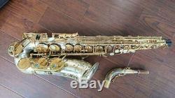 YANAGISAWA Alto Saxophone Silversonic A9937 Professional Instrument Key Eb
