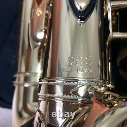 Yamaha Model YAS-62III Professional Alto Saxophone