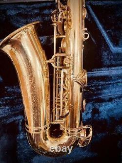 Yamaha YAS62III Professional Alto Saxophone Gold Lacquer