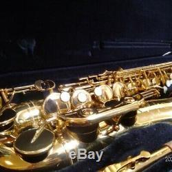 Yamaha YAS62 Alto Saxophone Performance Confirmed Good From Japan