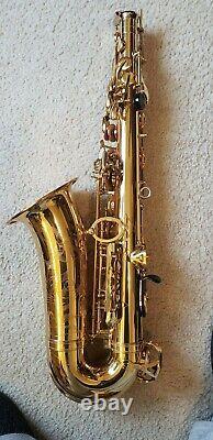 Yamaha YAS82Z Alto Saxophone