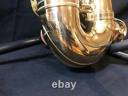 Yamaha YAS82Z Alto Saxophone Custom Z Neck strap Reeds Excellent Condition