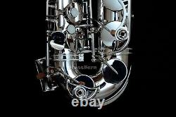 Yamaha YAS-62S 04 Silver Plated Alto Saxophone (Replaces 62S III)