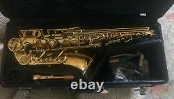 Yamaha YAS 62 Alto Saxophone Great condition + Just Professionally Cleaned