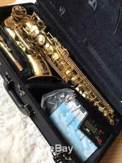 Yamaha YAS-62 G1 Professional Alto Saxophone Used