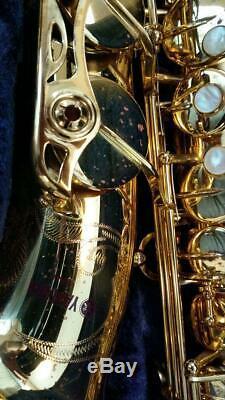 Yamaha YAS-62 G1 Professional Alto Saxophone Used #045033