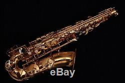 Yamaha YAS-62 III Alto Saxophone Gold Lacquered Finish BrassBarn