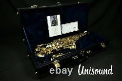 Yamaha YAS-875 Custom Alto Saxophone with Hardcase Certification