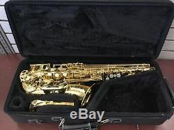 Yamaha YAS-875 Custom Series Professional Alto Saxophone