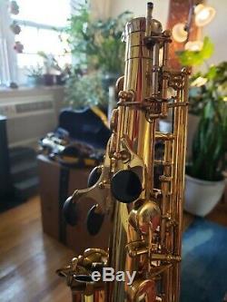 Yamaha Yas-82z Custom Z Series Pro Alto Saxophone