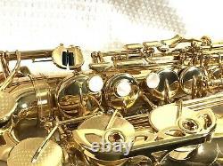 Yamaha yas-82z alto saxophone