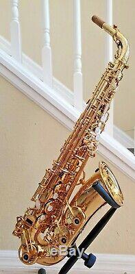 Yanagisawa 880 Alto Saxophone