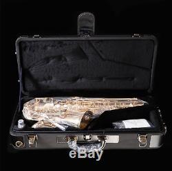 Yanagisawa AW01 Professional Eb Alto Saxophone, Standard Finish