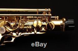 Yanagisawa AWO1 (A-WO1) Alto Saxophone BrassBarn