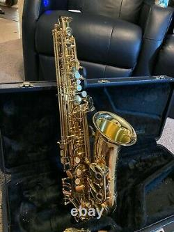 Yanagisawa A-901 Alto Sax Saxophone Near Mint Condition FREE Shipping