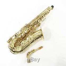 Yanagisawa Model A-6 Professional Alto Saxophone SN 47901914 GORGEOUS