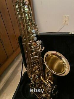 Yanagisawa Professional Alto Saxophone 991 - TESTED BY PROFFESIONAL