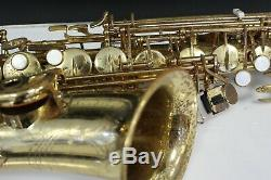 Yanagisawa Saxophone alto saxophon, overhauled