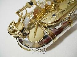 Yanagisawa alto saxophone A9937 Solid silver